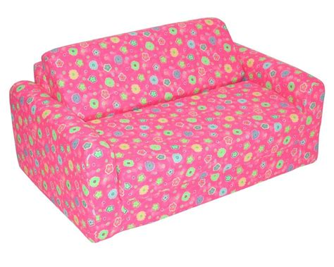 foam flip sofa bed kids flip out foam sofa brokeasshome com