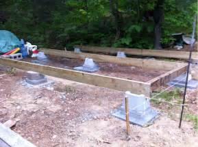 foundation options for a small cabin studio design