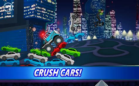 monster truck car racing games monster truck police racing