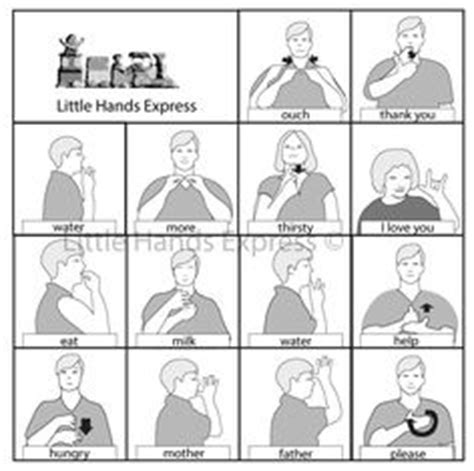 1000 images about sign language on sign