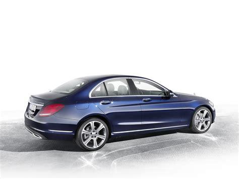 Nuevo Mercedes Clase C 2014: más grande y tecnológico que