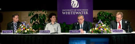 Whitewater Mba Requirements by Past Mba Requirements Of Wisconsin