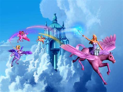 film barbie magic pegasus barbie magic of the pegasus barbie princess wallpaper