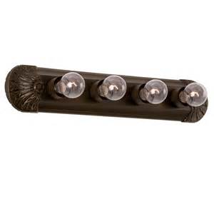 project source 4 light oil rubbed bronze standard bathroom