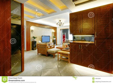 beautiful home decoration beautiful home decor stock image image of layout home