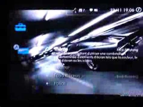 changer themes ps3 tuto ps3 comment changer son th 232 me fond d 233 cran youtube