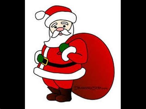 best drawi g of santa clause with chrisamas tree easy drawing lessons how to draw santa claus special