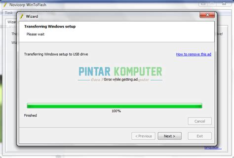 tutorial instal windows 7 melalui flashdisk tutorial install windows dengan menggunakan flashdisk it