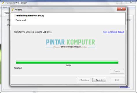 tutorial instal windows 7 dengan flashdisk tutorial install windows dengan menggunakan flashdisk it