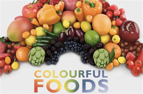 colorful food eat a rainbow the benefits of colorful foods treehugger