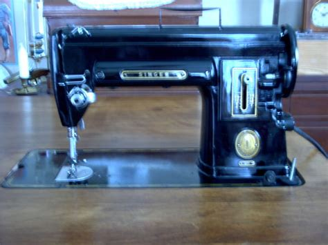 singer 301 card table singer 301 and card table