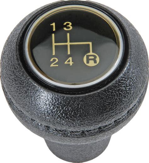 crown automotive 4 speed transmission shift knob insert