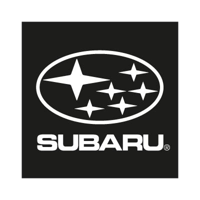 Subaru Rally Logo by Subaru Logos In Vector Format Eps Ai Cdr Svg Free