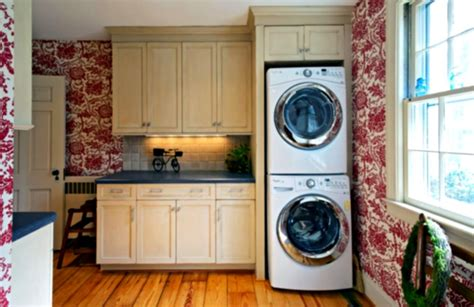 small laundry and mud room inspiration diy swank laundry room ideas stacked washer dryer plans