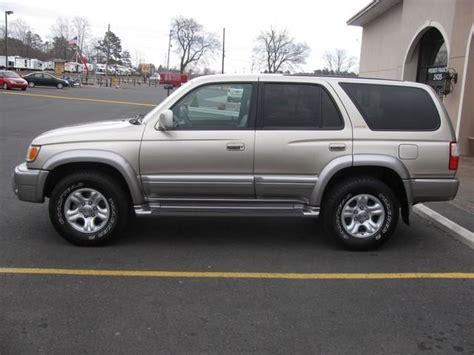 2001 Toyota 4runner For Sale Used 2001 Toyota 4runner For Sale Carsforsale
