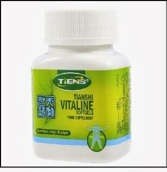 produk kesehatan tianshi