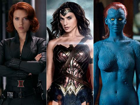 catwoman black actress female superheroes ranked wonder woman catwoman black