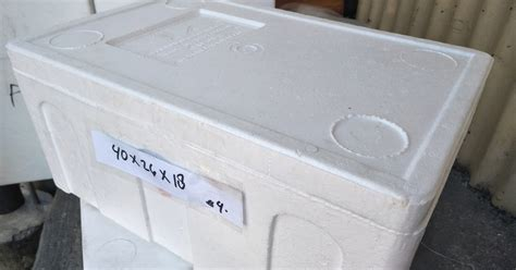 Jual Karung Goni Lembaran fatimah karung styrofoam baru