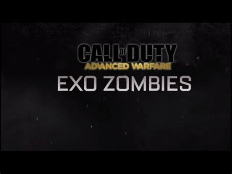 exo zombie tutorial ita gli exo zombies sono in arrivo call of duty advanced