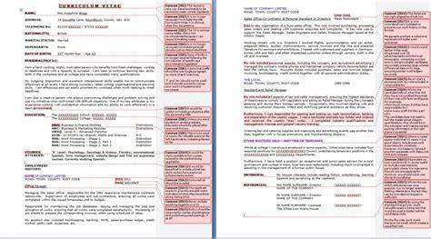 Worst Resume Advice Resume Exles Sles Of Bad Mygpsdesk