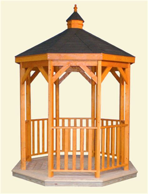 gazebo 8x8 8x8 gazebo kits amish country gazebos