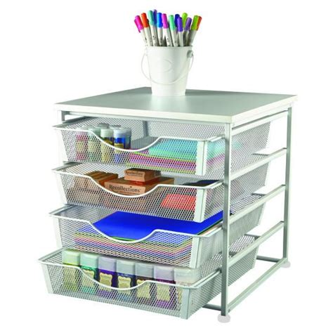 recollections 5 drawer cube michaels recollections metal 4 drawer cube keep all of your