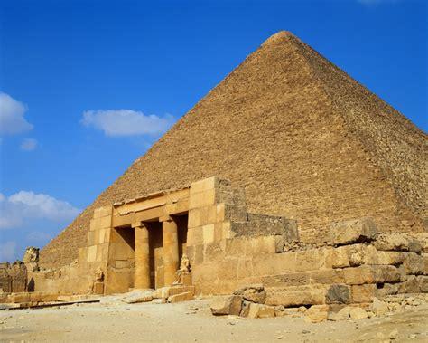 piramidi interno piramide di giza svelato il mistero della costruzione