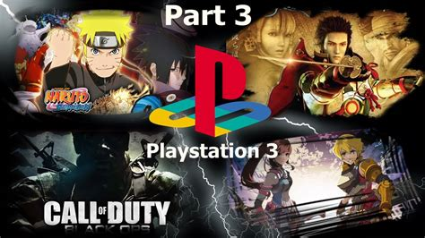best ps3 games top ps3 games part 3 over 700 games youtube