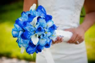blue wedding flowers friendship blue wedding flowers