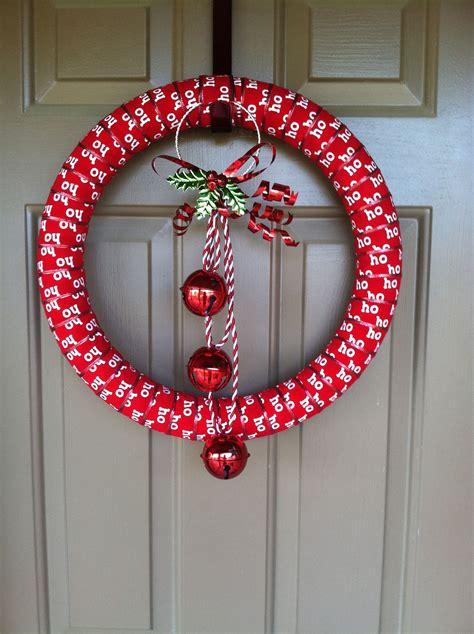 wreath   front door  images
