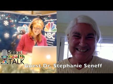 Seneff Protocol To Detox Glyphosate by Dr Seneff Presentation On Harmful Effects Of