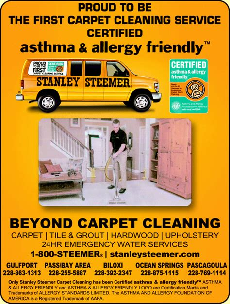 stanley steemer carpet cleaner yellowbook