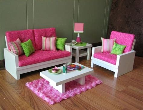 how to make a american girl doll couch 17 best ideas about american girl furniture on pinterest