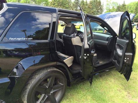 Jeep Supercharger 1j8hr78338c100497 08 Jeep Grand Srt8 W