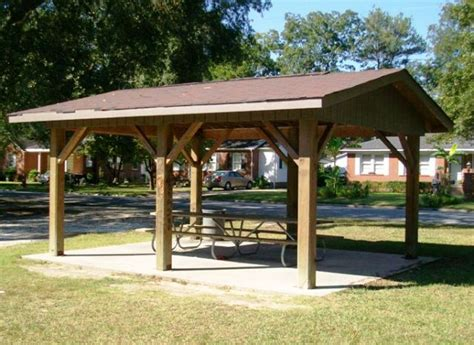 outdoor shelter plans picnic shelter building plans amazing house plans