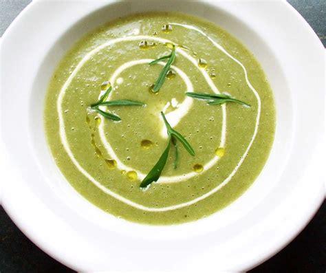 potage soupe au cresson la recette chef patate