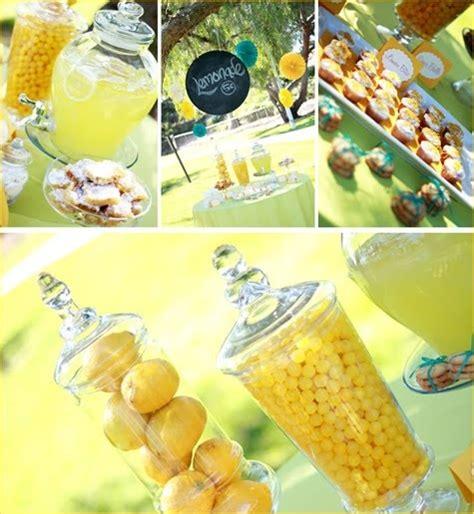 Lemon Decorations by Lemon Inspiration