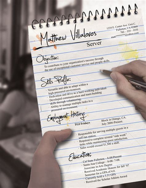 best creative resumes 13 insanely cool resumes that landed interviews at
