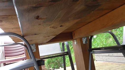 Massivholztisch Selber Bauen by Massivholztisch Selber Bauen Aus Resten Handwerkertipps Net