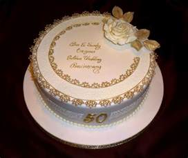 golden wedding anniversary cake rich fruit cake fondant