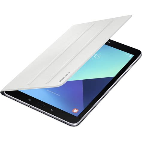 Samsung Tab C3 samsung book cover for galaxy tab s3 white ef
