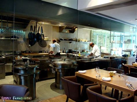 restaurant open kitchen design google search semi open plan restaurant kitchen google search