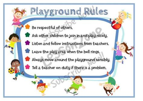 lessons learned from playground to penitentiary books be safe on playground clipart clipart suggest