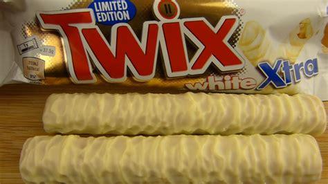Twix White twix white xtra limited edition