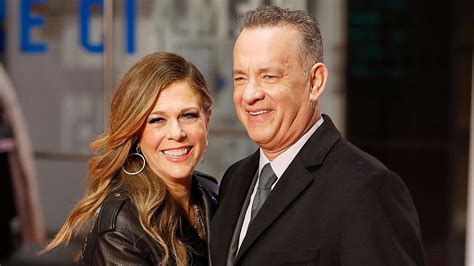 Tom Hanks and Rita Wilson Celebrate 30th Anniversary With