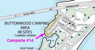 Bahia Honda State Park Map by Bahia Honda State Park Florida Keys Camping With A View