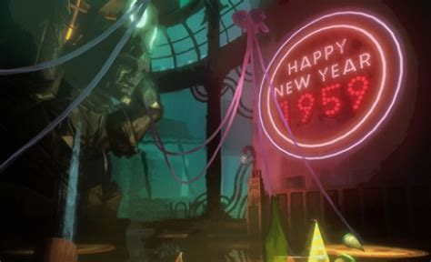 new year 1959 tune in to bioshock 2 s rapture radio and prepare for new