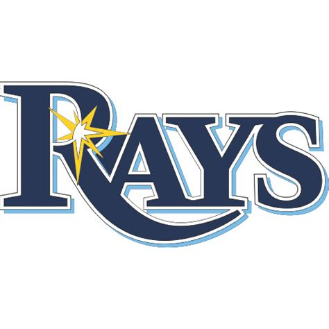Softball Wall Stickers tampa bay rays logo decal sticker teetransfers com