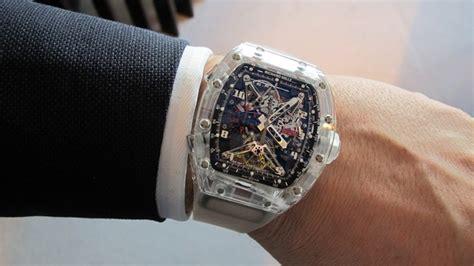 Jam Tangan Richard Mille Rm056 027 mengenal lebih dalam richard mille jam mewah setya