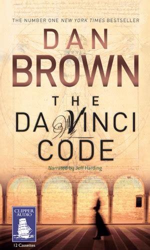 The Da Vinci Code Dan Brown 1 da vinci code author dan brown speaks